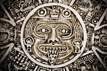 Concepto de los mayas