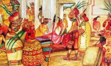 El matrimonio en la cultura maya
