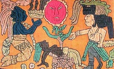 Medicina de los mayas