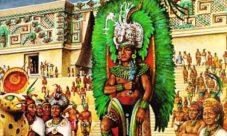 El arte plumario y textil de los mayas