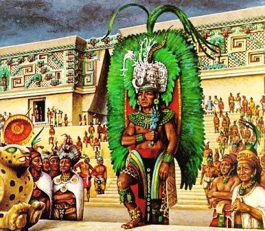 Organización política de los mayas