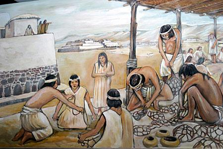 Actividades económicas de los mayas