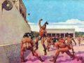 Cómo jugaban a la pelota los mayas