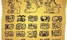¿Cuál era la lengua de los mayas?