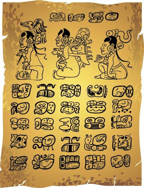 Lengua de los mayas