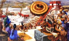 El legado artístico de los mayas
