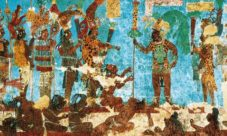 La pintura maya