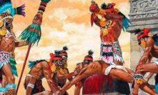 El sacrificio humano en la cultura maya